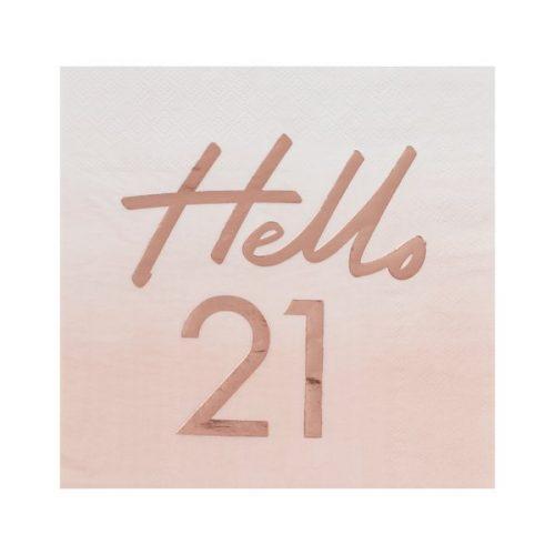 feestartikelen-servetten-hello-21-mix-it-up-pink