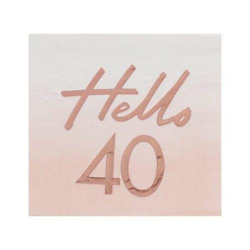 feestartikelen-servetten-hello-40-mix-it-up-pink