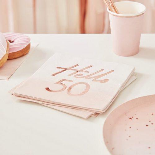 feestartikelen-servetten-hello-50-mix-it-up-pink-2