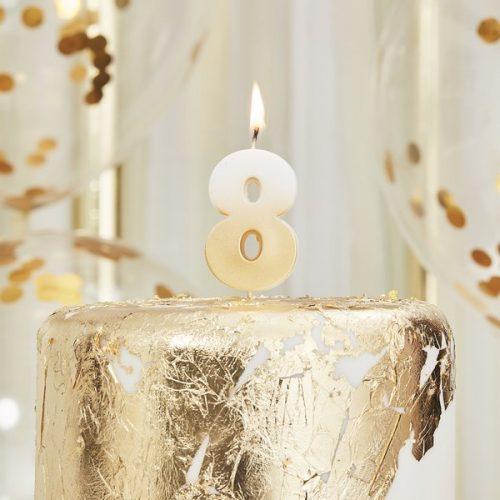 feestartikelen-taartkaars-gold-ombre-cijfer-8-mix-it-up-gold-2