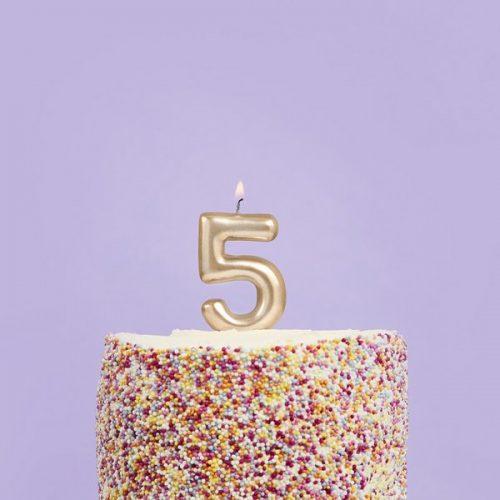 feestartikelen-taartkaars-goud-cijfer-5