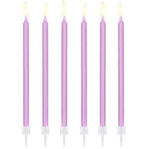 feestartikelen-taartkaarsen-light-lilac-5