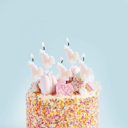 feestartikelen-taartkaarsjes-unicorn-enchanted