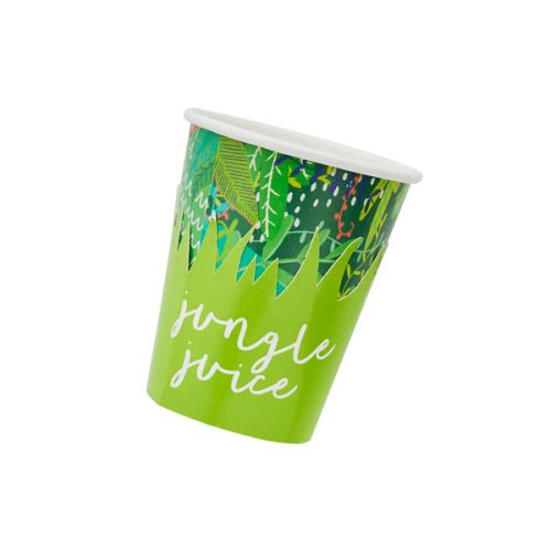 kinderfeestje-versiering-papieren-bekertjes-jungle-feestje-2