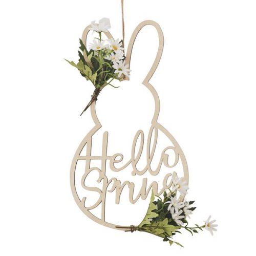 paasdecoratie-houten-krans-hello-spring-daisy-crazy