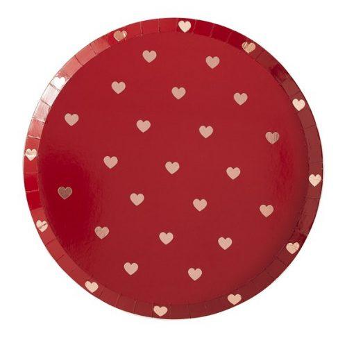 valentijn-versiering-papieren-bordjes-hey-good-looking