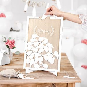 communie-versiering-houten-frame-gastenboek-blessings-first-communion-4
