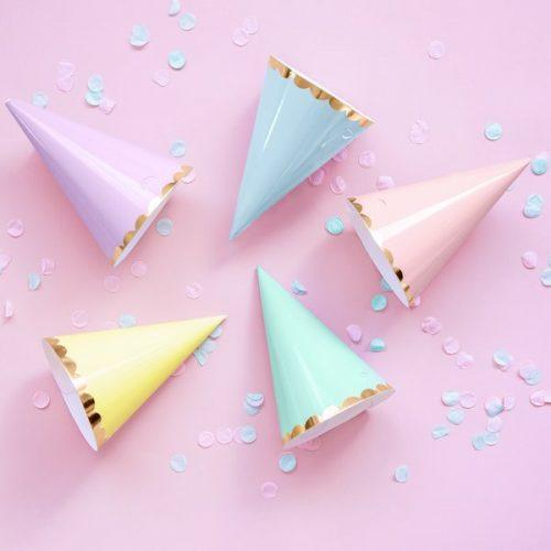 feestartikelen-feesthoedjes-pastel-gold-7