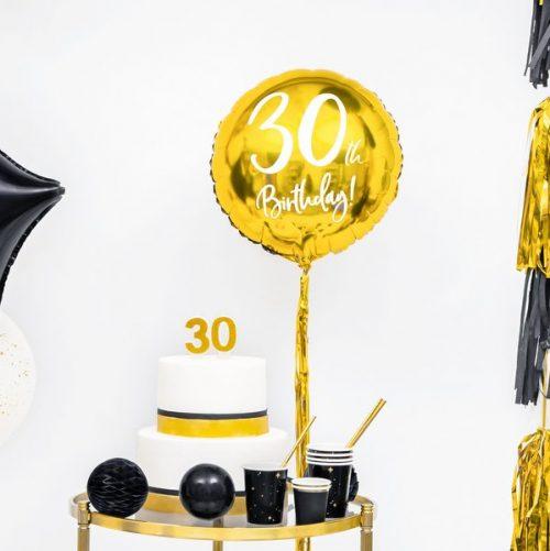 feestartikelen-folieballon-30th-birthday-gold-white-4