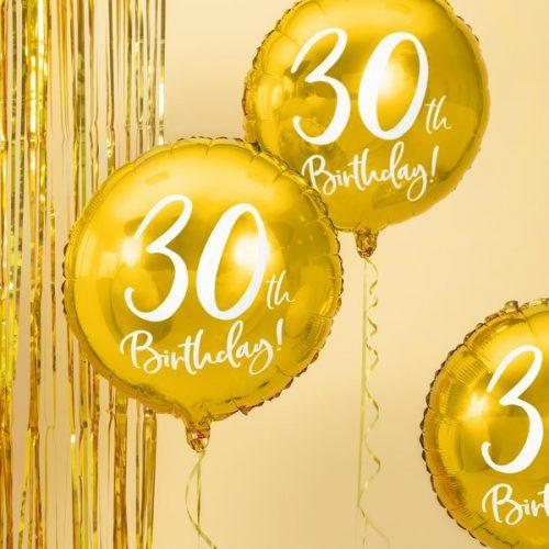 feestartikelen-folieballon-30th-birthday-gold-white-5