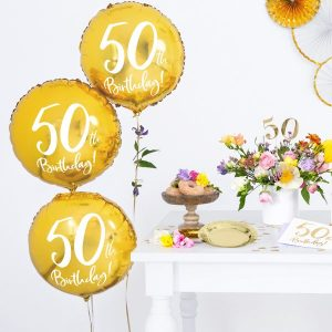 feestartikelen-folieballon-50th-birthday-gold-white-3