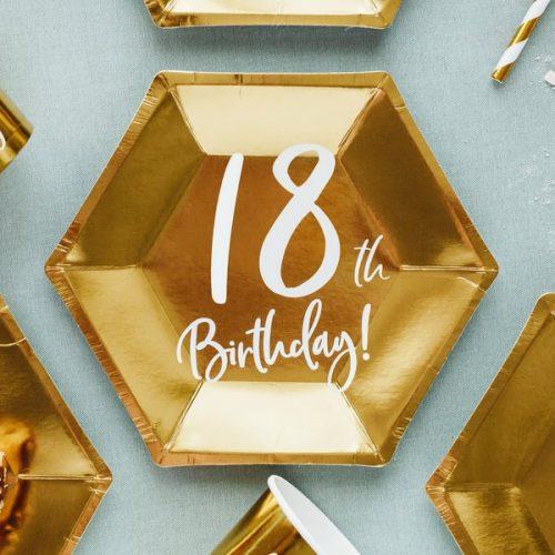 feestartikelen-papieren-bordjes-18th-birthday-goud-2