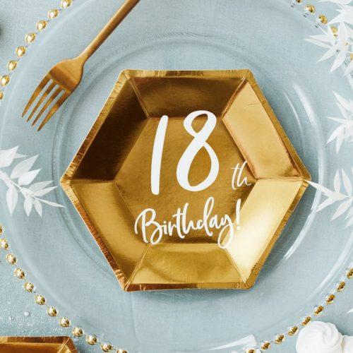 feestartikelen-papieren-bordjes-18th-birthday-goud-3