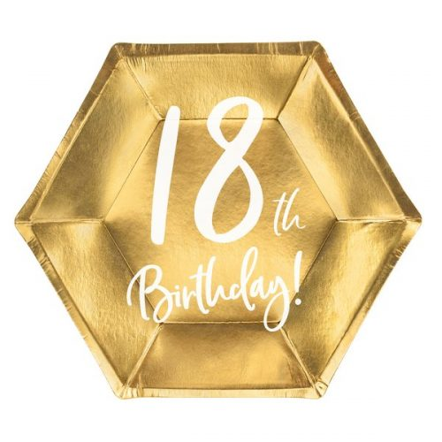feestartikelen-papieren-bordjes-18th-birthday-goud-4