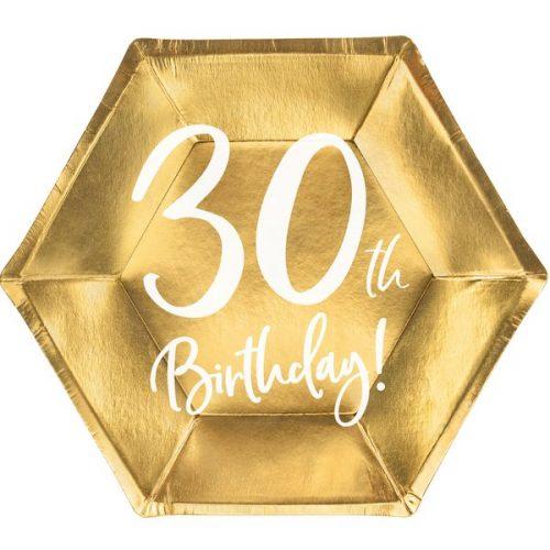 feestartikelen-papieren-bordjes-30th-birthday-goud-4