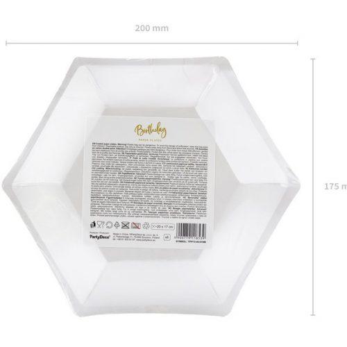 feestartikelen-papieren-bordjes-40th-birthday-goud