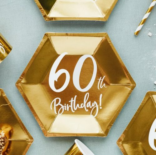 feestartikelen-papieren-bordjes-60th-birthday-goud-3