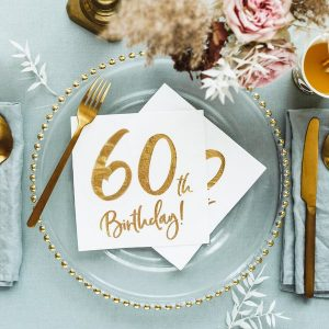 feestartikelen-servetten-60th-birthday-gold-white-5