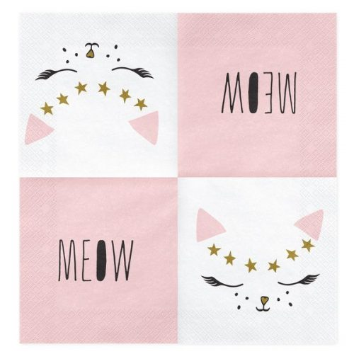 feestartikelen-servetten-meow-party-3