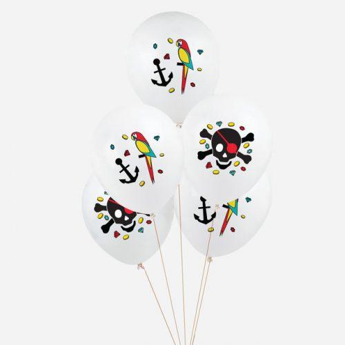 feestartikelen-ballonnen-pirates-party