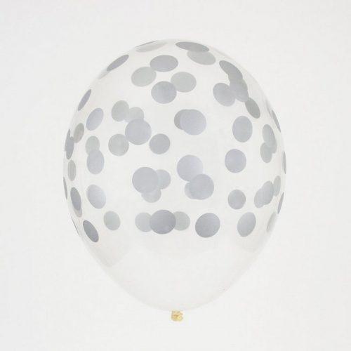 feestartikelen-ballonnen-met-confetti-print-zilver-3