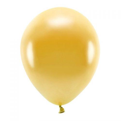 feestartikelen-eco-ballonnen-metallic-gold