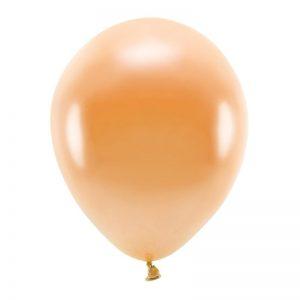 feestartikelen-eco-ballonnen-metallic-orange