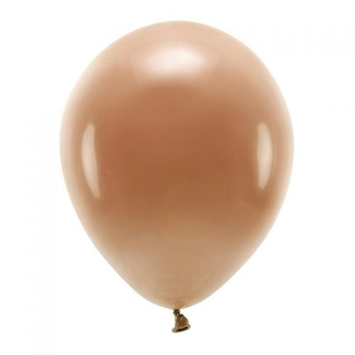 feestartikelen-eco-ballonnen-pastel-chocolate-brown