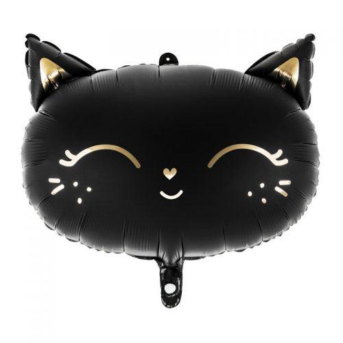 halloween-decoratie-folieballon-black-cat-3