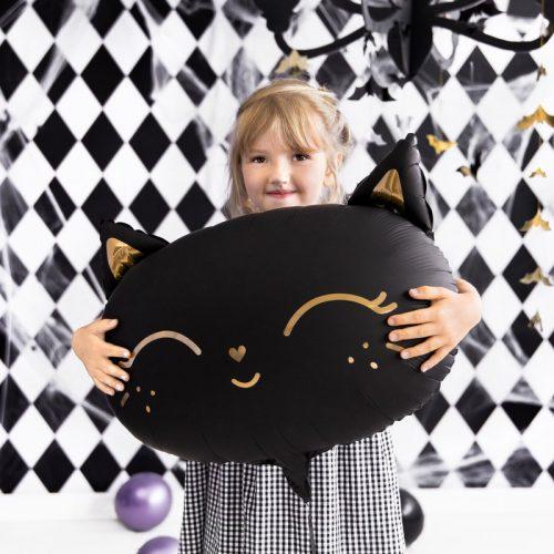 halloween-decoratie-folieballon-black-cat-4