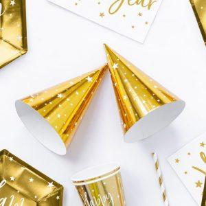 feestartikelen-feesthoedjes-gold-with-stars