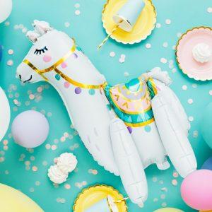 feestartikelen-folieballon-lama