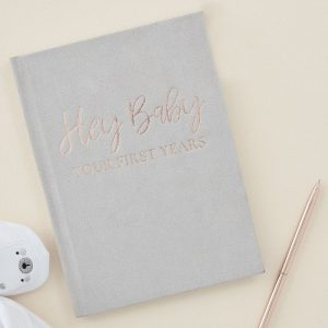 babyshower-versiering-boek-my-first-years-suede-baby-in-bloom-4