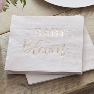 babyshower-versiering-servetten-baby-in-bloom-2