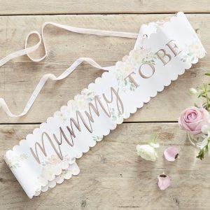 babyshower-versiering-sjerp-mummy-to-be-baby-in-bloom