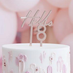 feestartikelen-acryl-cake-topper-hello-18-rose-gold-mix-it-up-2