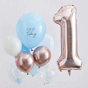 feestartikelen-ballonnen-mix-blue-rose-gold-one-today-mix-it-up-2