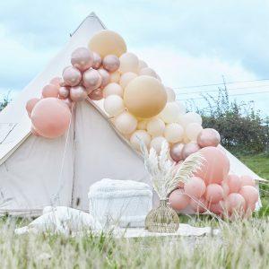 feestartikelen-ballonnenboog-rose-gold-chrome-nude-large