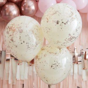 feestartikelen-confetti-ballonnen-cream-double-stuffed-rose-gold-glitter-mix-it-up