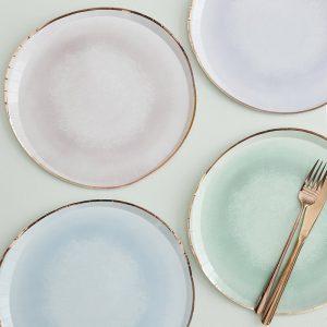feestartikelen-papieren-bordjes-reactive-glaze-pastel-mix-it-up