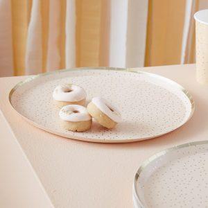 feestartikelen-papieren-bordjes-spotty-peach-mix-it-up
