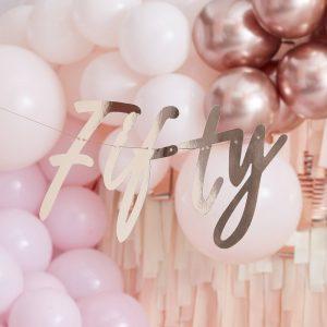 feestartikelen-slinger-fifty-rose-gold-mix-it-up-2